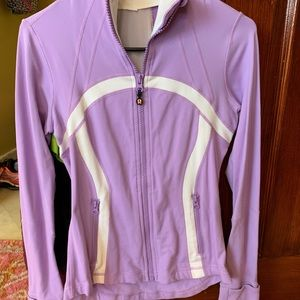 Lulu lemon define jacket size 6